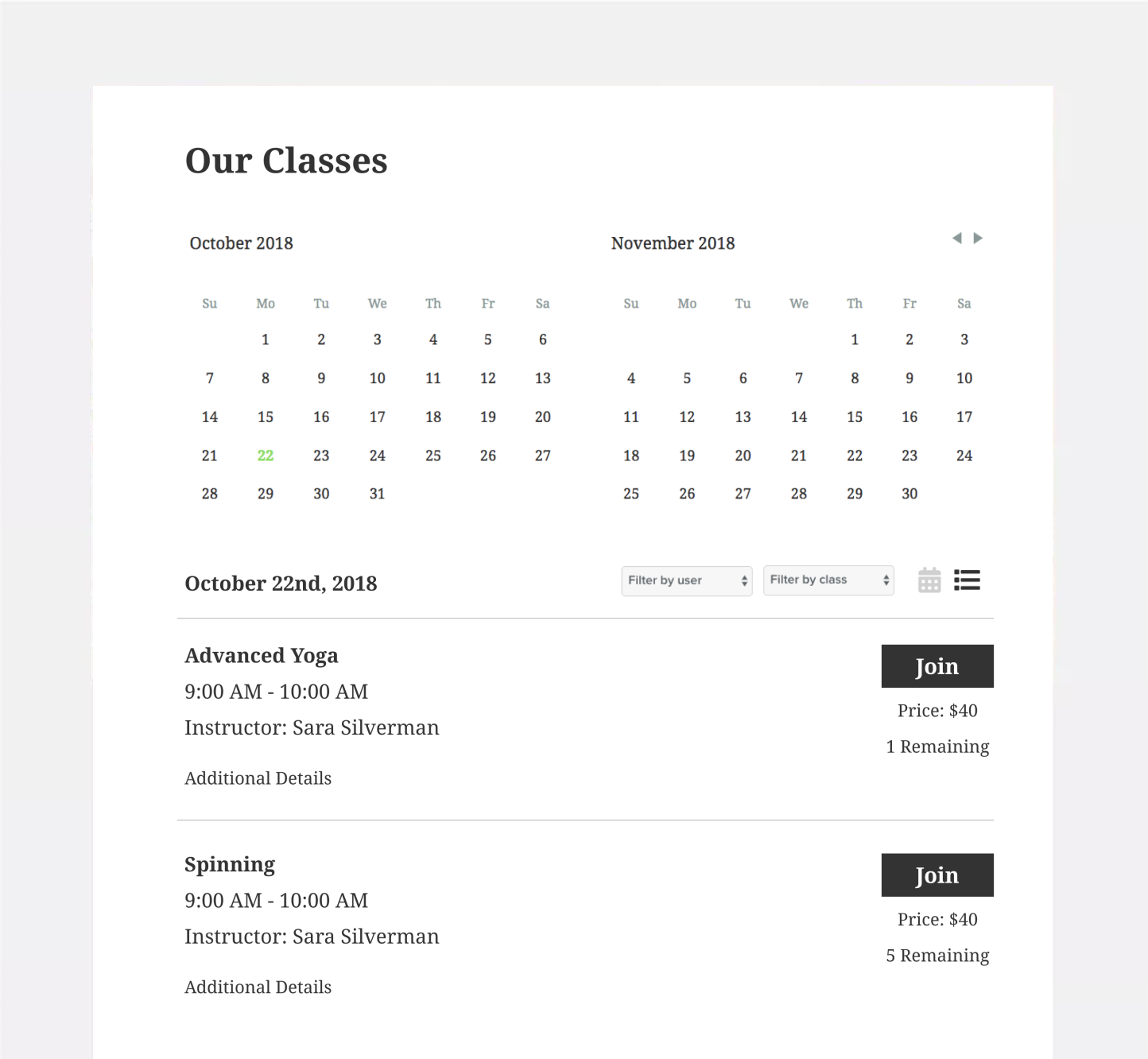 Start Booking screenshot 1