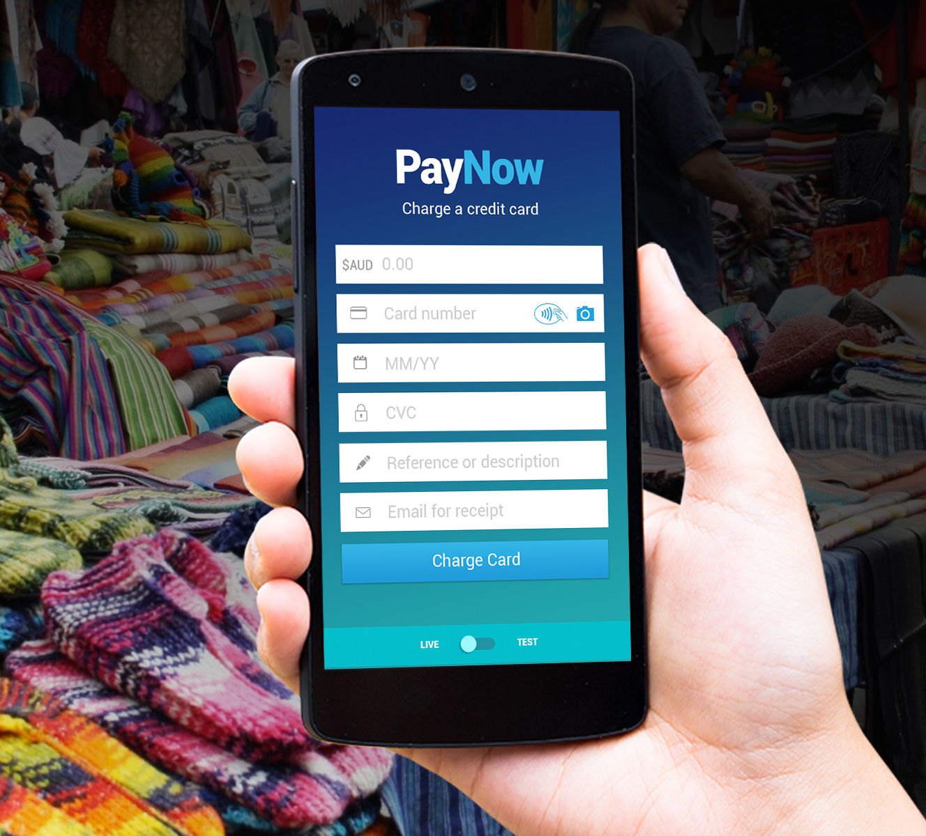 PayNow screenshot 0
