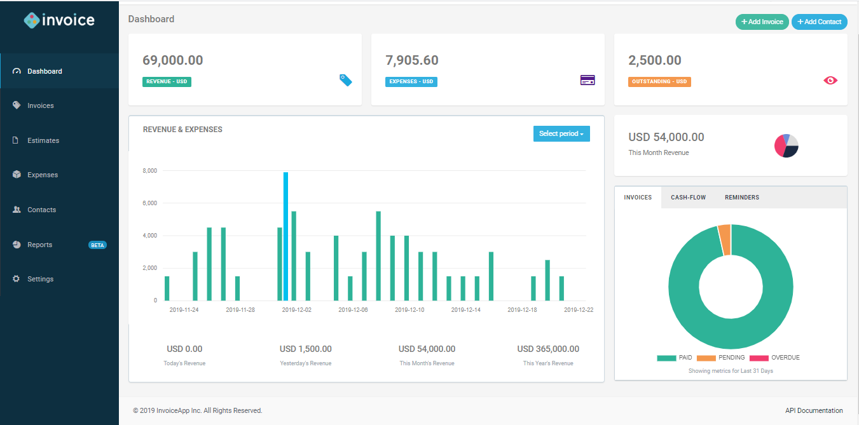 Getinvoice.co screenshot 0