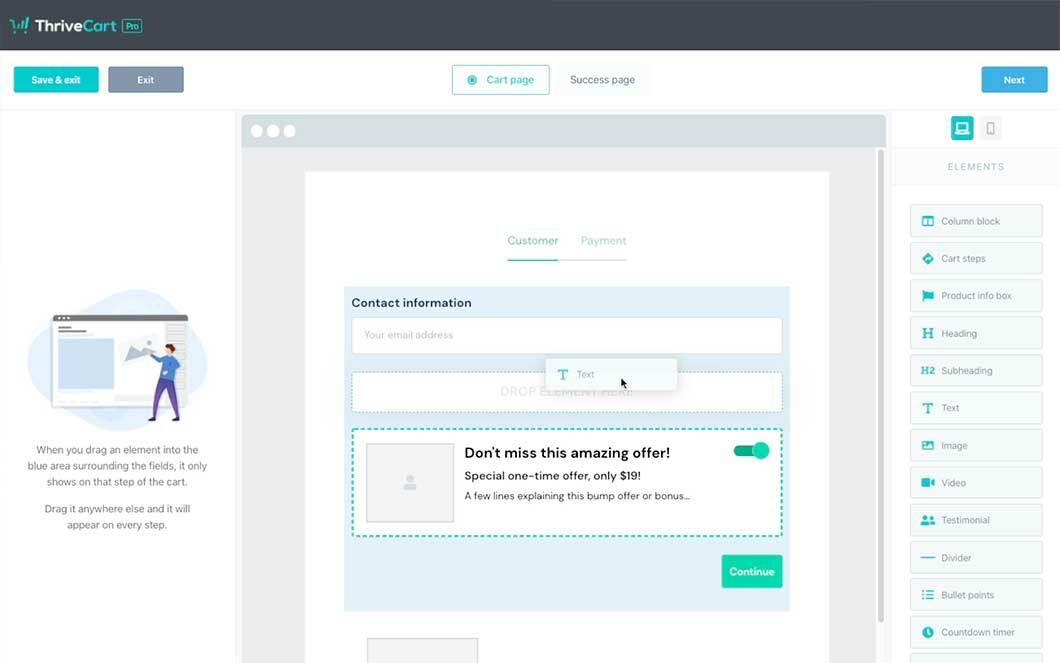 ThriveCart  screenshot 2