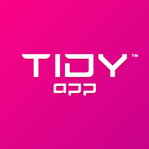TIDY app logo