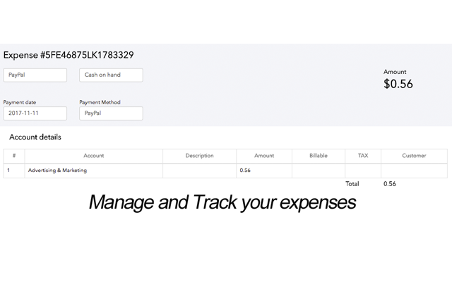 Business Payments screenshot 1
