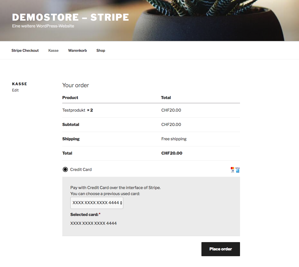 Sellxed WooCommerce screenshot 0