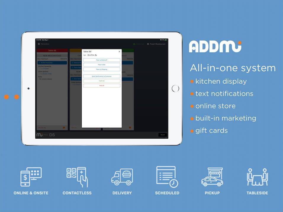 Addmi Inc screenshot 2