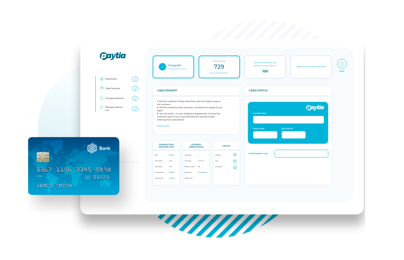 Paytia Automated Payments screenshot 0