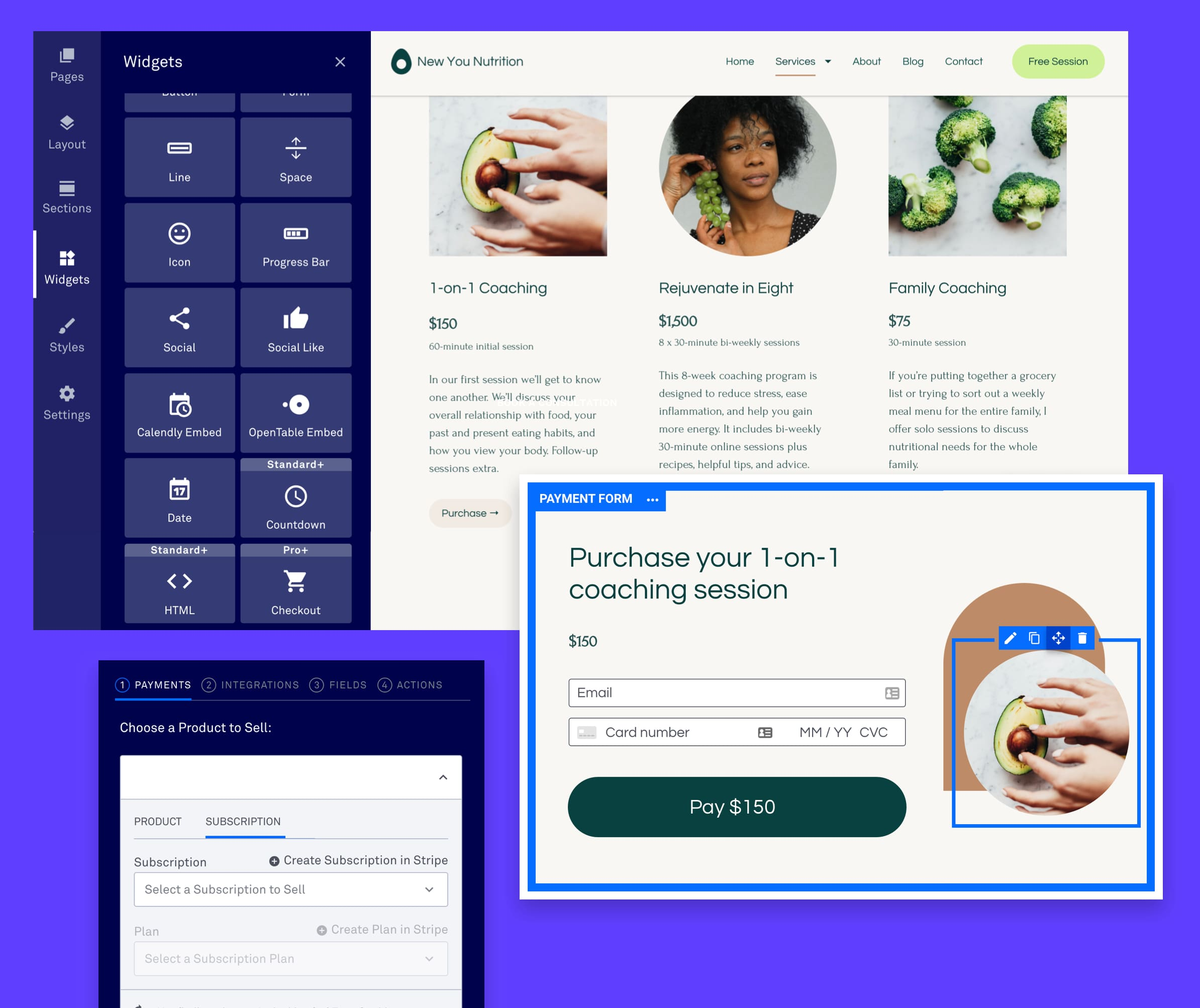 Leadpages screenshot 1