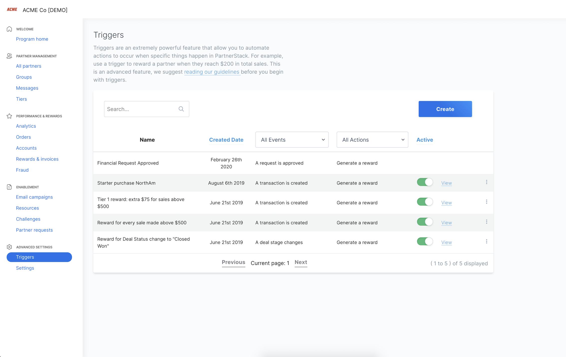 PartnerStack Inc. screenshot 1