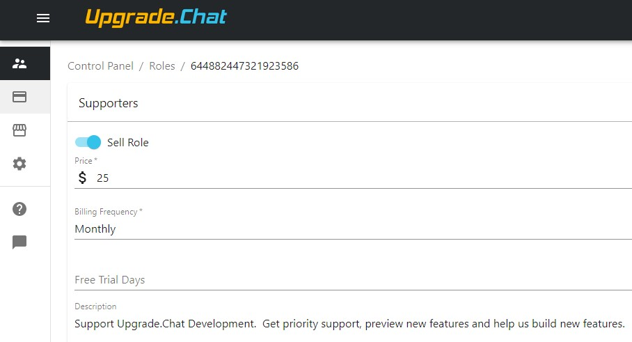 Upgrade.Chat screenshot 2