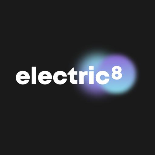 Electric8 logo