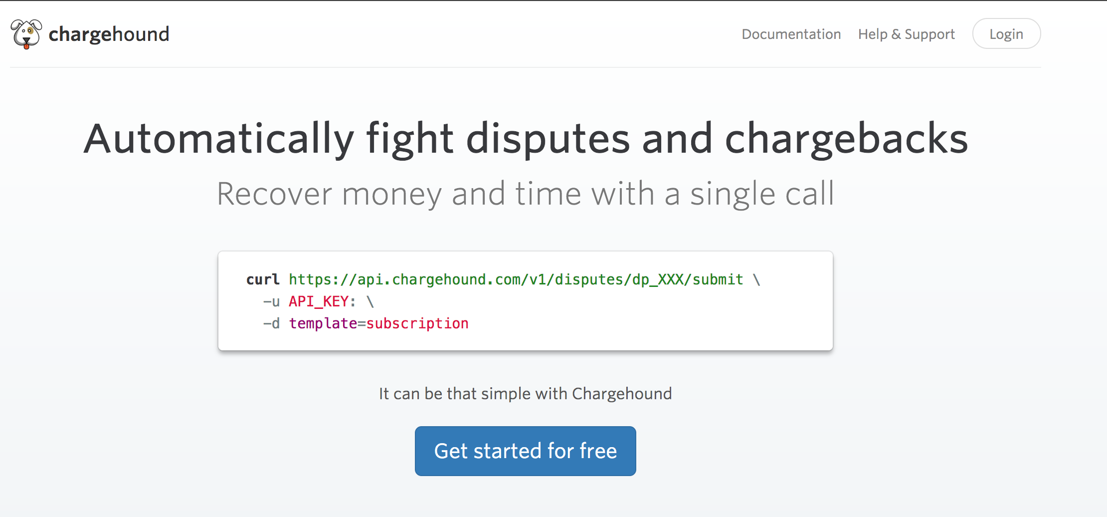 Chargehound screenshot 0
