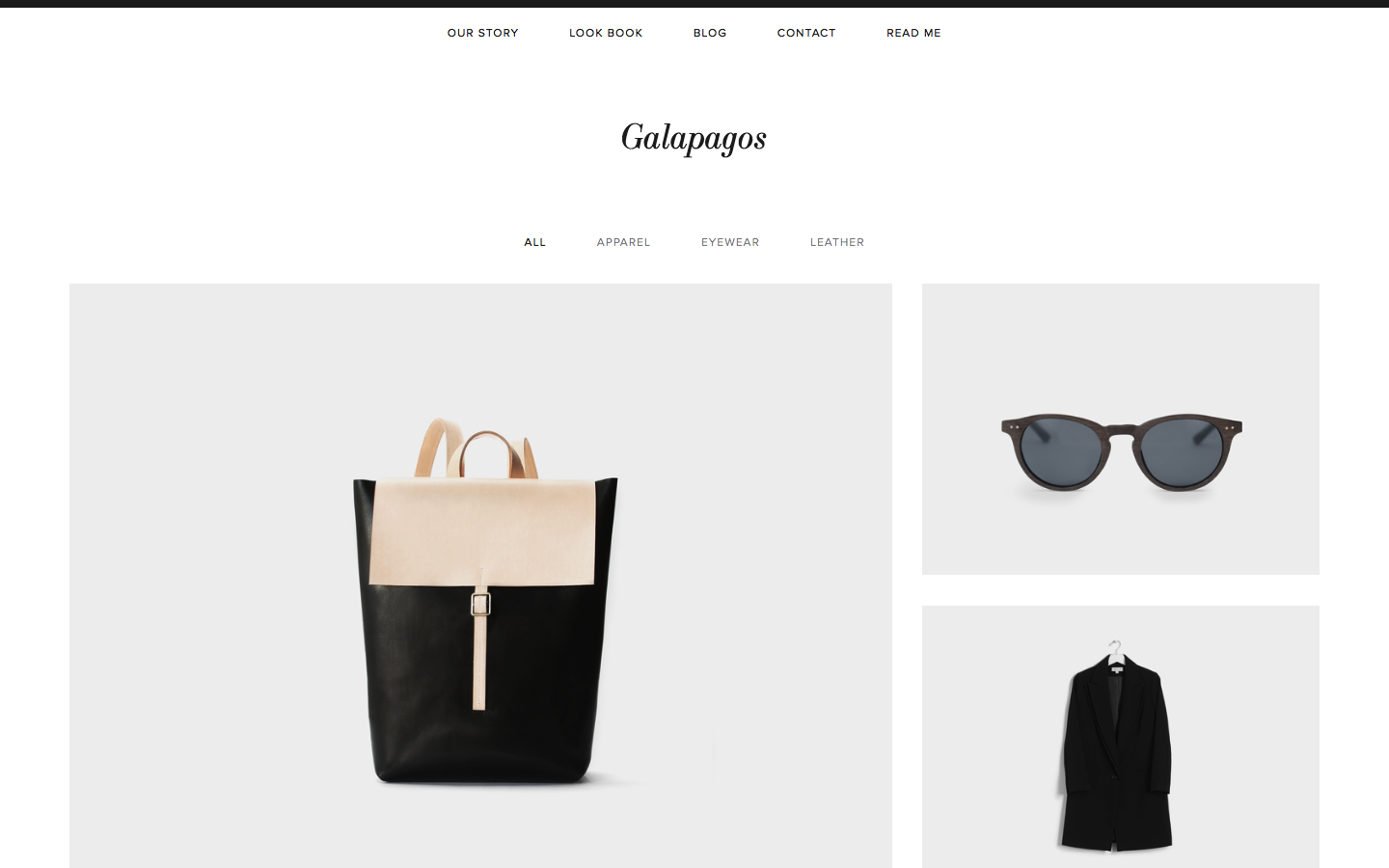 Squarespace screenshot 0