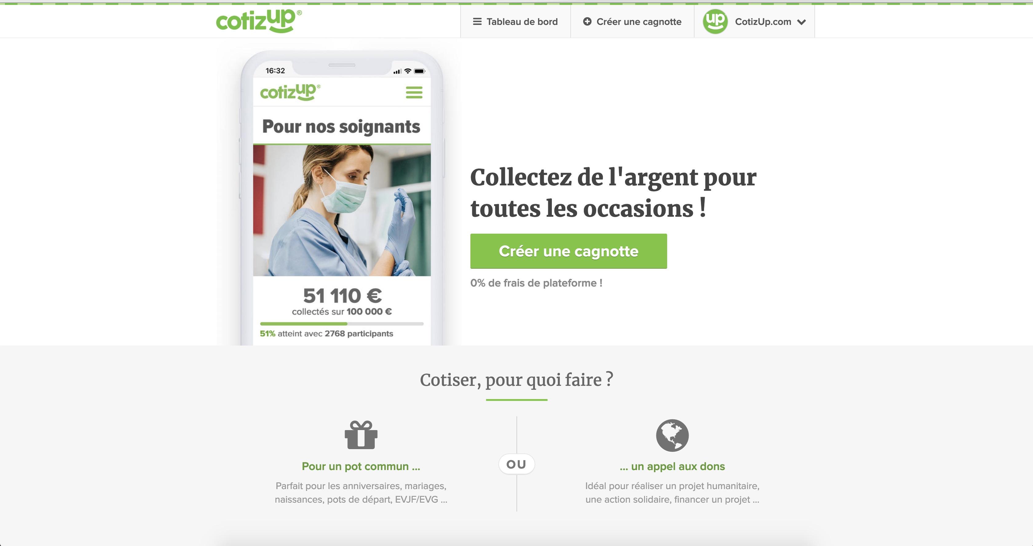 CotizUp.com screenshot 0