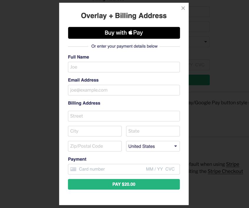 WP Simple Pay screenshot 0