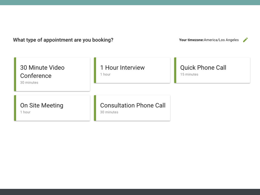 Simply Schedule Appointments screenshot 2