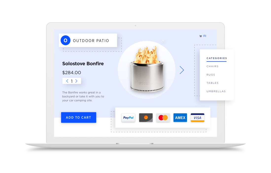 BigCommerce screenshot 0