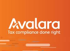 Avalara screenshot 2