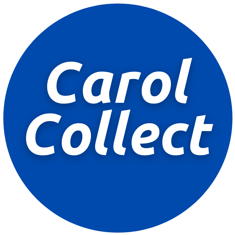 Carol Collect by Captira logo