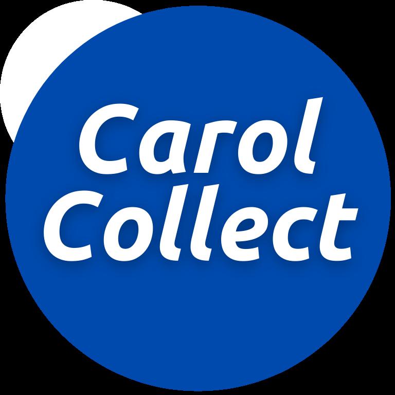 Carol Collect by Captira logo