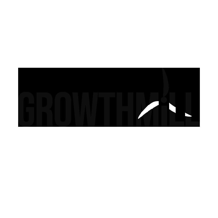 GrowthMill logo