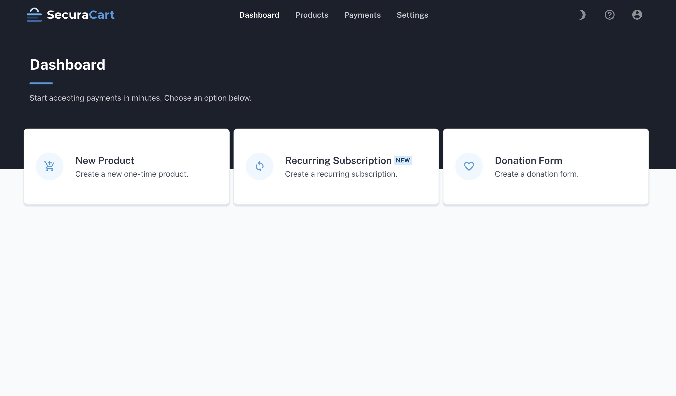 SecuraCart screenshot 0