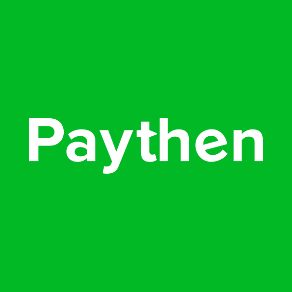 Paythen logo