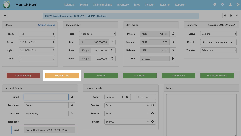AbodeBooking screenshot 2
