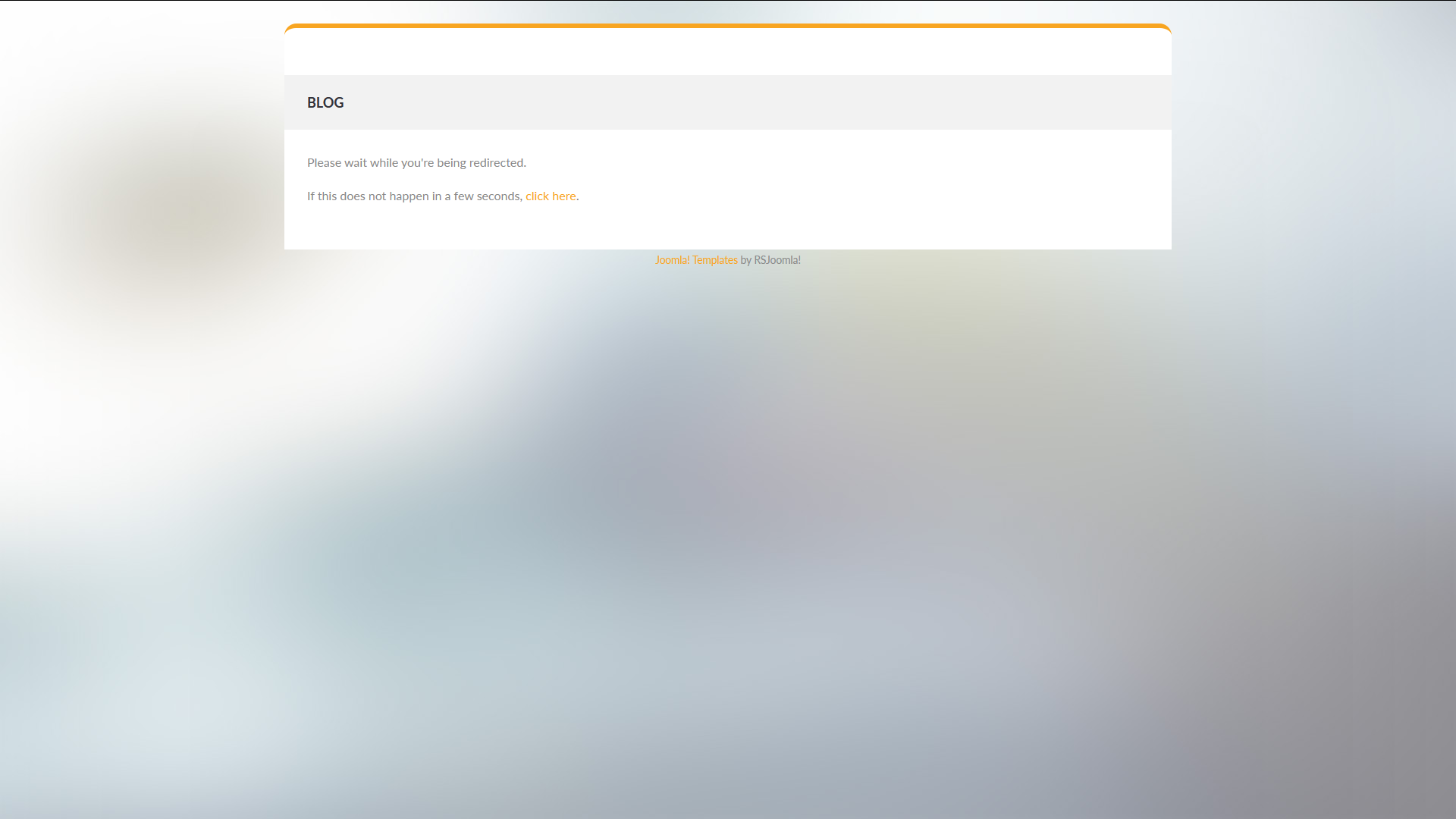 RSJoomla! screenshot 2
