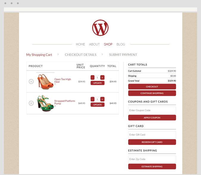 Stripe Partners: WP EasyCart