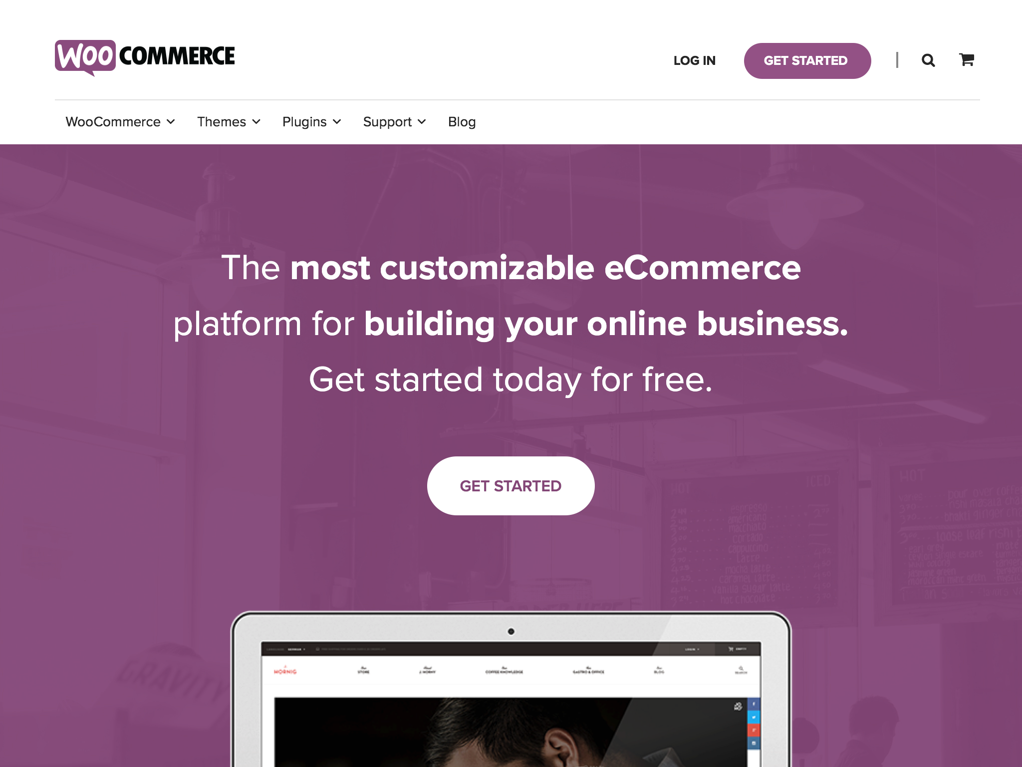 WooCommerce screenshot 0