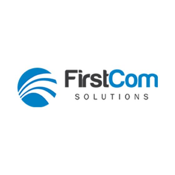 Firstcom Solutions logo