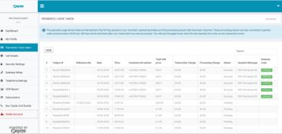 Pay729 screenshot