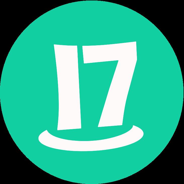 17hats logo