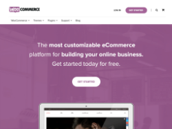 WooCommerce screenshot