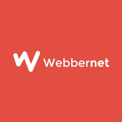 Webbernet logo