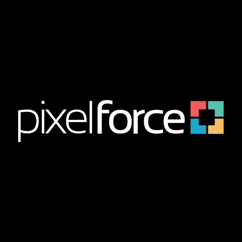 PixelForce logo
