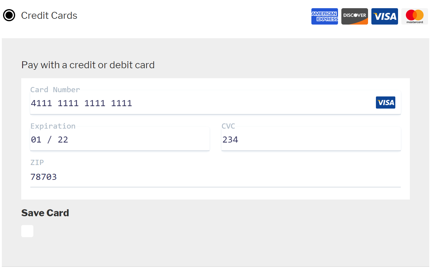Payment Plugins screenshot 0