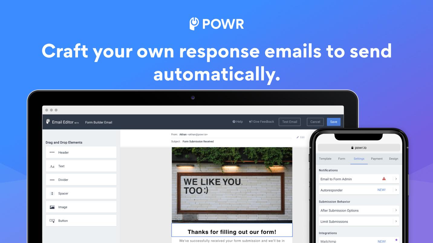 POWR Form Builder screenshot 2