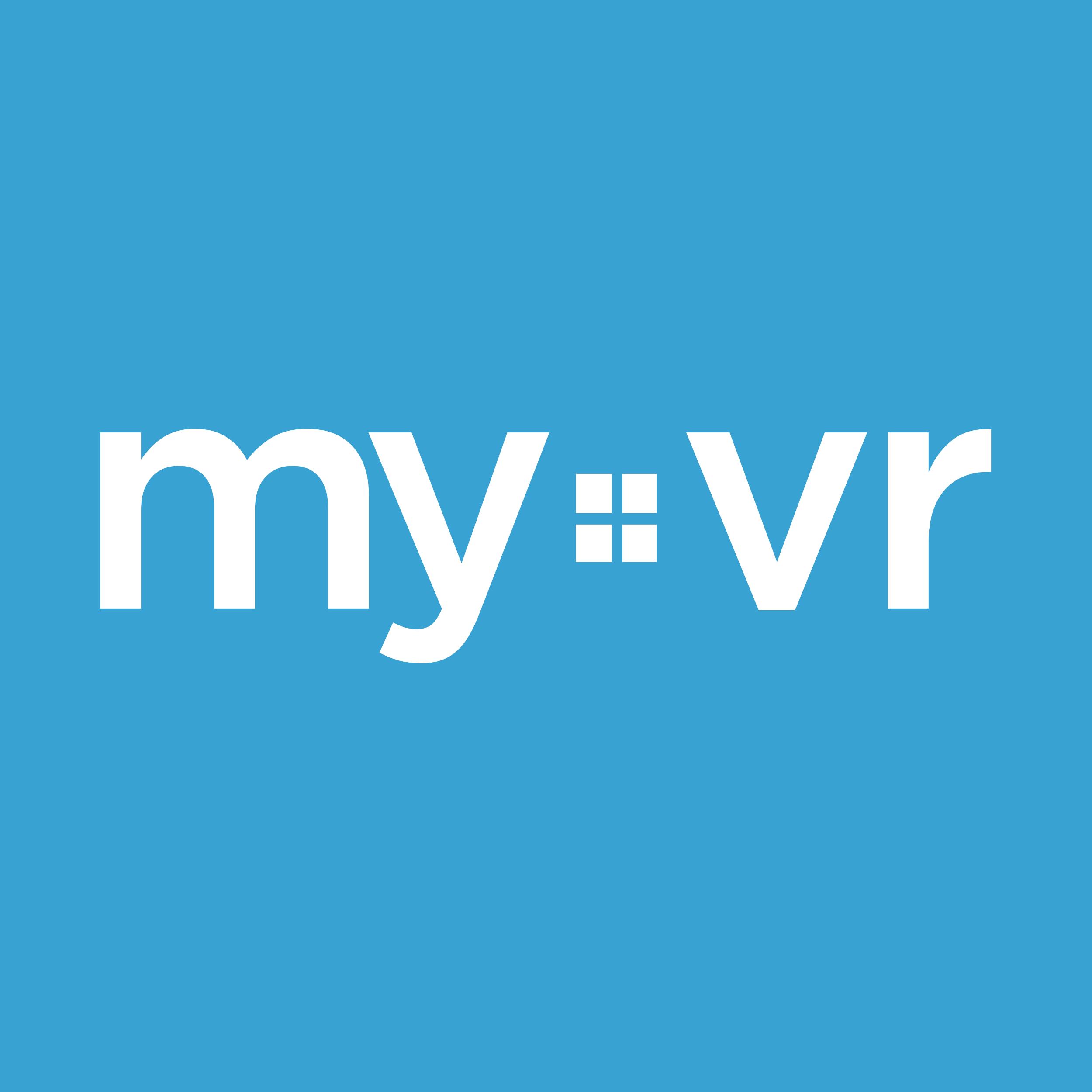 MyVR logo