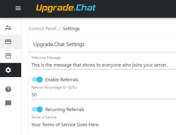 Upgrade.Chat screenshot 1