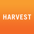 Harvest + Stripe logo